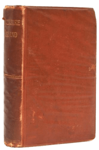 First Edition of Treasure Island