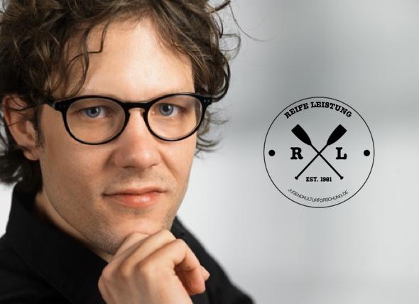 """Philipp Ikrath, geboren 1980 in Wien, leitet den Verein """"jugendkulturforschung.de"""""""