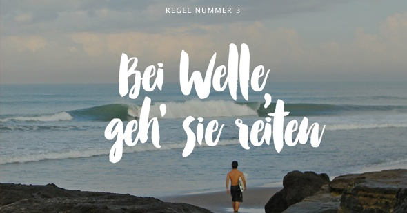 Rob Hope Regel Nr.3