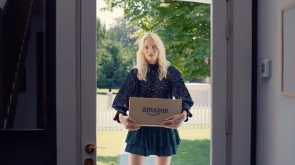 Amazon liefert Mode