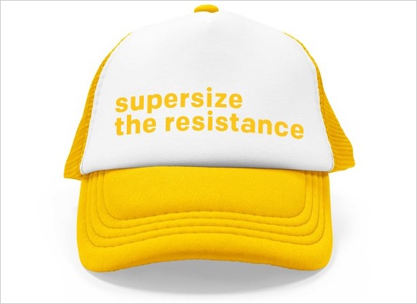 supersize hat