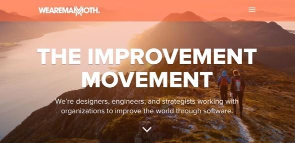 """We Are Mammoth solide """"Remote First"""" Agentur seit mehr als 10 Jahren."""