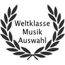 Weltklasse Musikauswahl