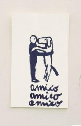amico (Cartoline d'amore @EnricoPantani)