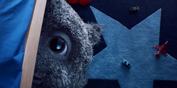 John Lewis' Moz the monster