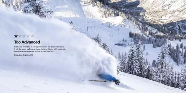 US Snowbird Skiurlaub