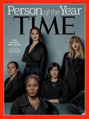 Time Magazin's Person des Jahres 2017.