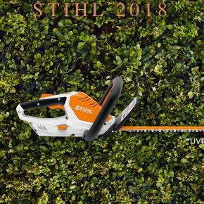 Stihl Werbung 2018