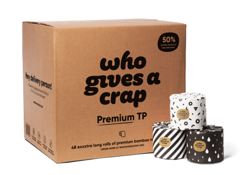 Premium TP Australians no longer want to participate in the littering of our world and invest in brands that help avoid it.