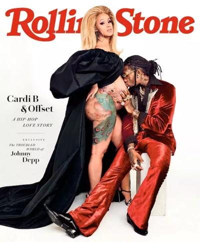 Nach MAD Magazin, National Geographics und AdAge, erneuert auch Rolling Stone seine Gestaltung.
