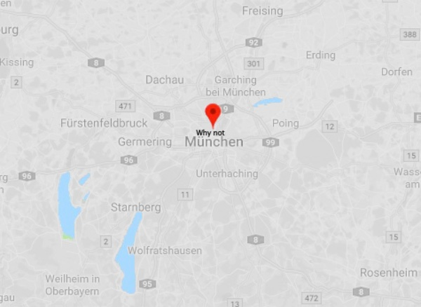 Why not München
