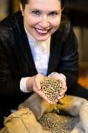 Nicole Kirschner, Querdenkerin und Kaffeelliebhaberin