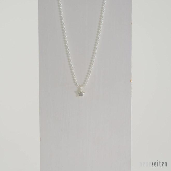 Produktbild Minimo - Kette Stern Silber