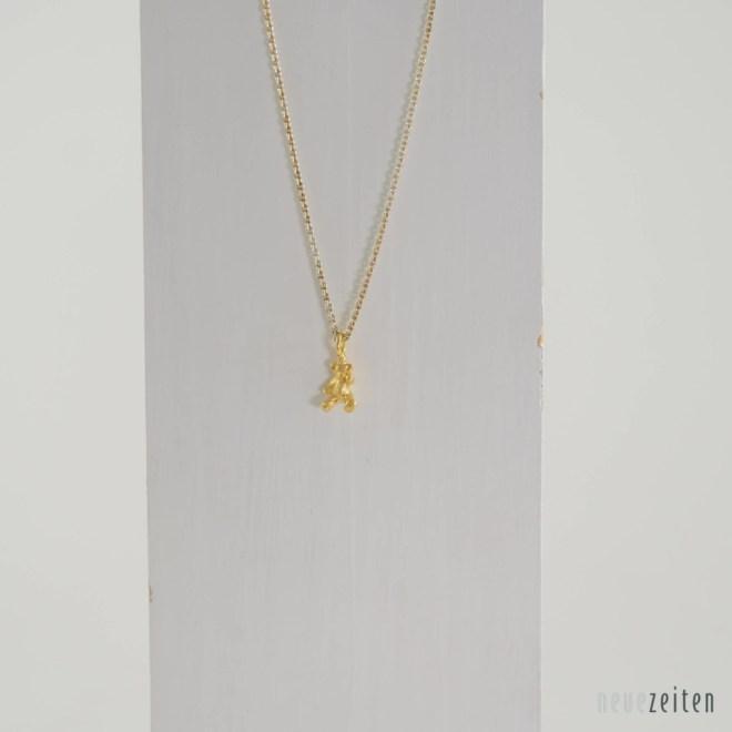 Produktbild Minimo - Kette Teddy Gold
