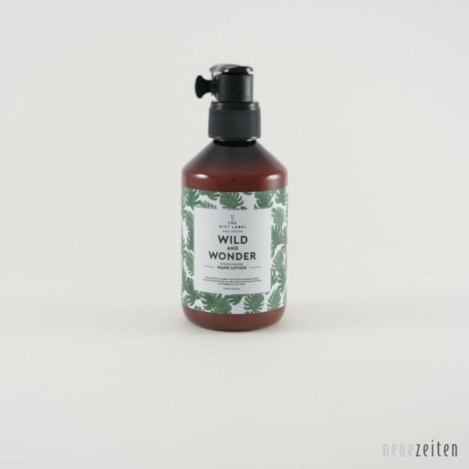 Produktbild - the Gift Label - Handcreme - Wild and Wonder