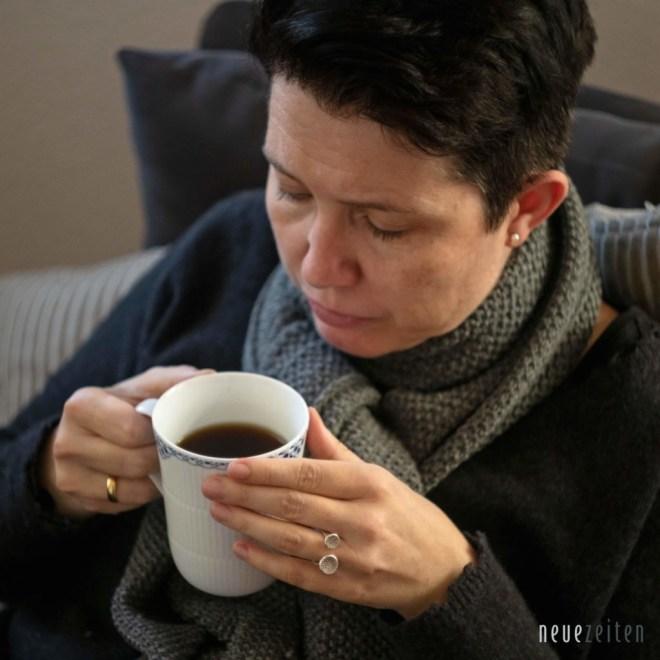 Kaffee & Erkältung - Nicole