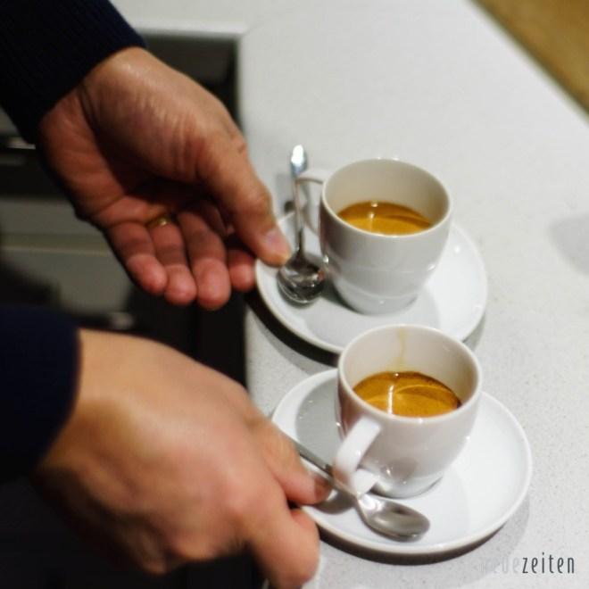 Beitragsbild Lokalen Röstereien - zwei Espresso