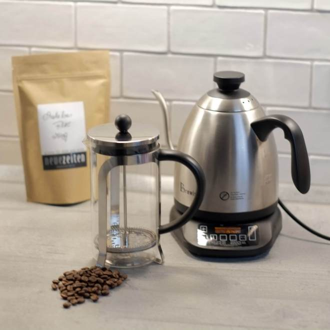 Beitragsbild - French Press Kaffee