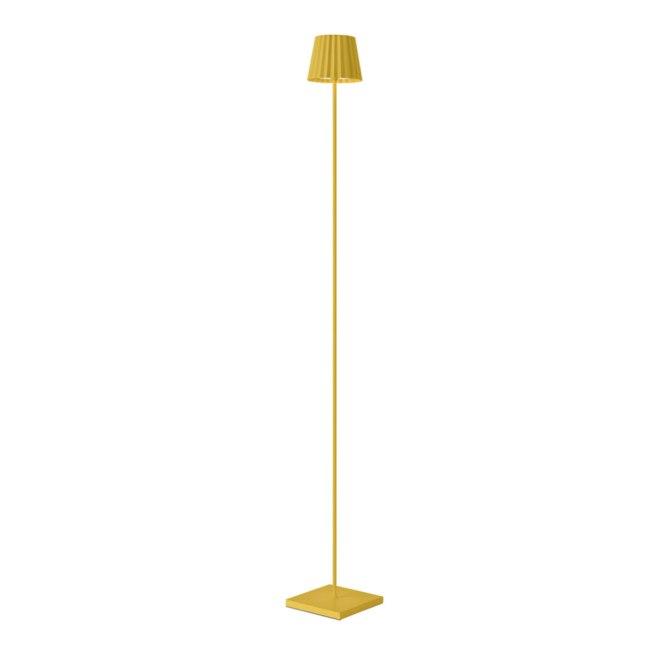 Sompex Troll LED Gartenstehleuchte gelb