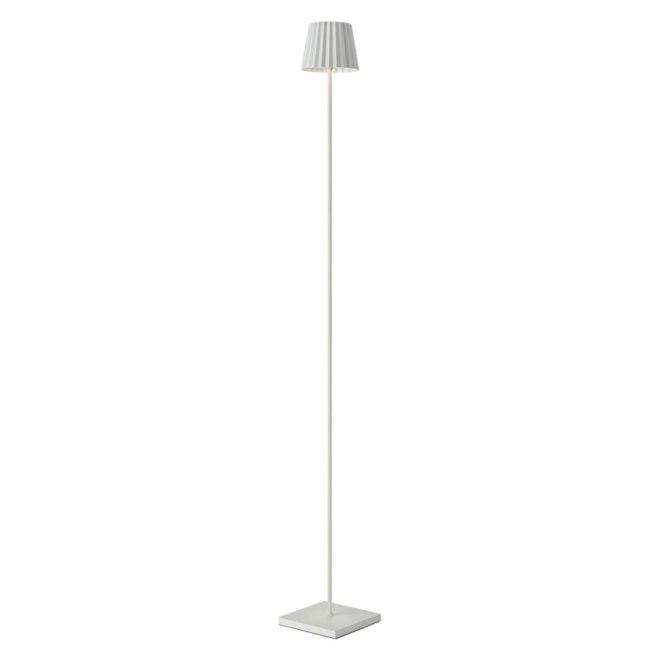 Sompex Troll LED Gartenstehleuchte weiß