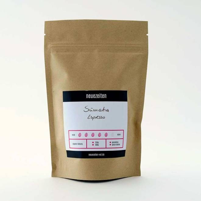 Espresso-Sumatra