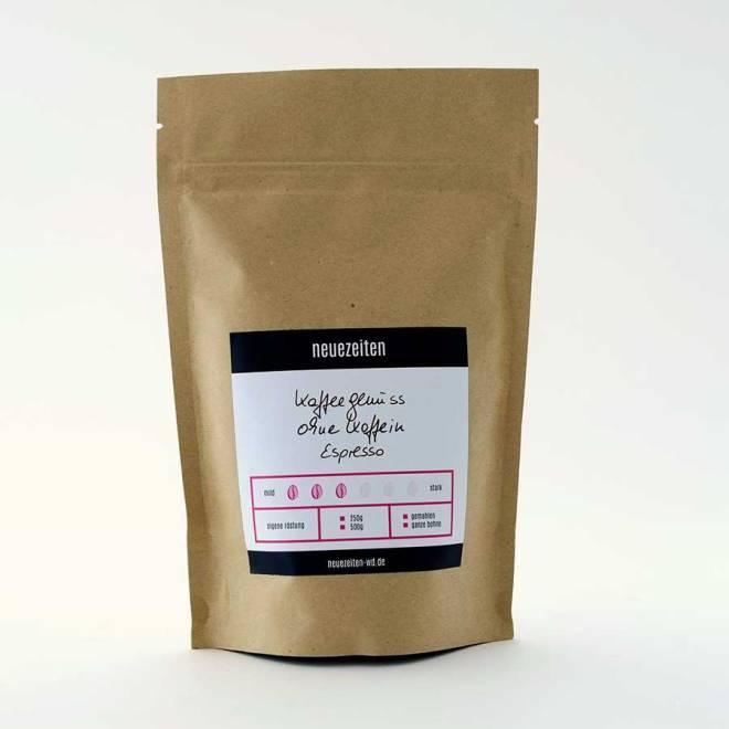 Espresso-ohne-Koffein