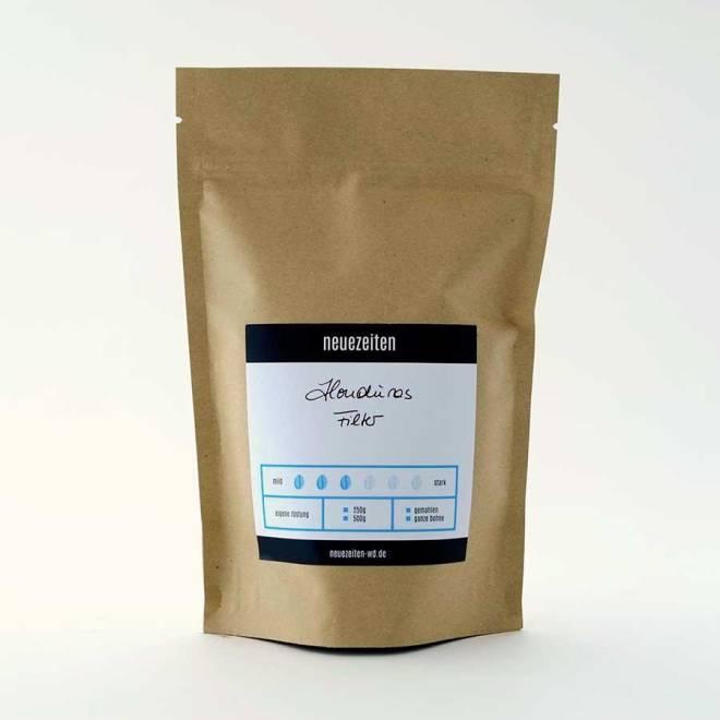 Filterkaffee-Honduras