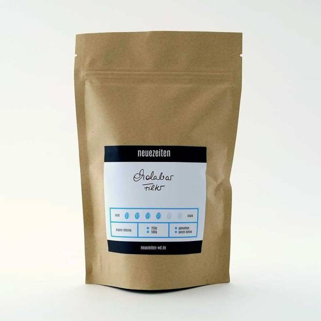Filterkaffee-Malabar