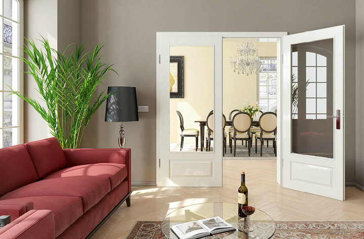 Wood Interior Doors Classic Design - TIMELESS Collection