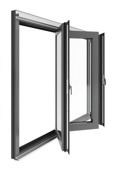 Aluminum Accordion Folding Doors | Aluminum Tilt-and-Turn Windows