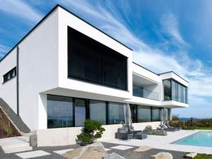 Studio UPVC - Aluminum Black Windows
