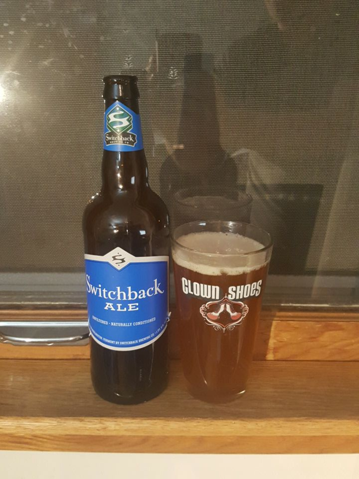 Switchback Ale (Switchback Brewing)