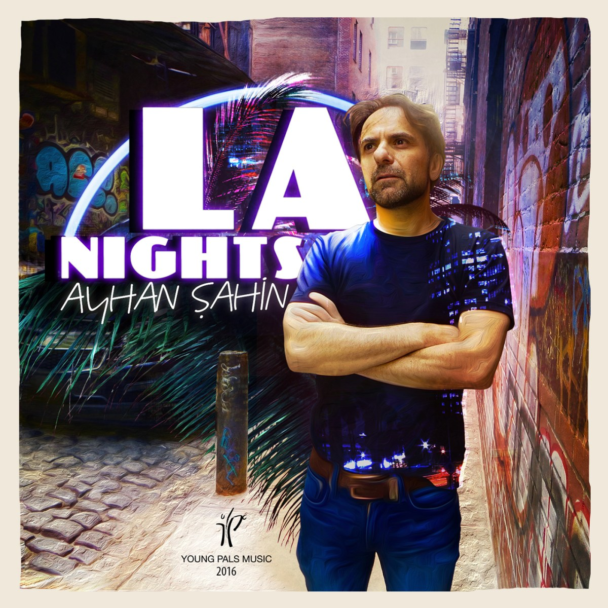 """L.A. Nights"" by Ayhan Sahin"