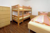 Kinderzimmer-Hochbett