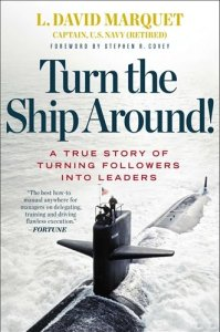 Turn This Ship Around Book Cover