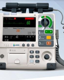 LEEX S8 Desfibrilador monitor