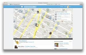 Foursquare ist auf dem Weg zur ersten großen mobilen Plattform