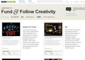 Trend: Zunehmend (erfolgreiche) Experimente mit Crowdfunding