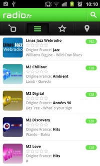 Radiode android