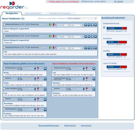reqorder-dashboard