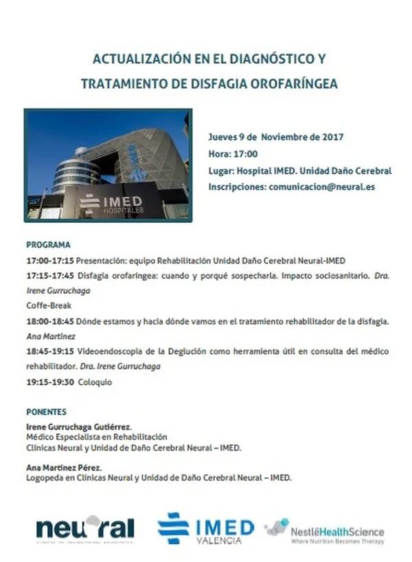 actualizacion en el diagnostico y tratamiento de disfagia orofaringea