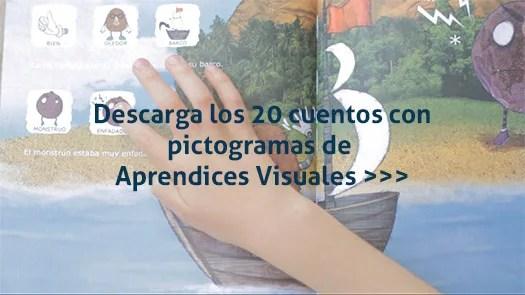 Descarga la colección Cuentos para Aprendices Visuales