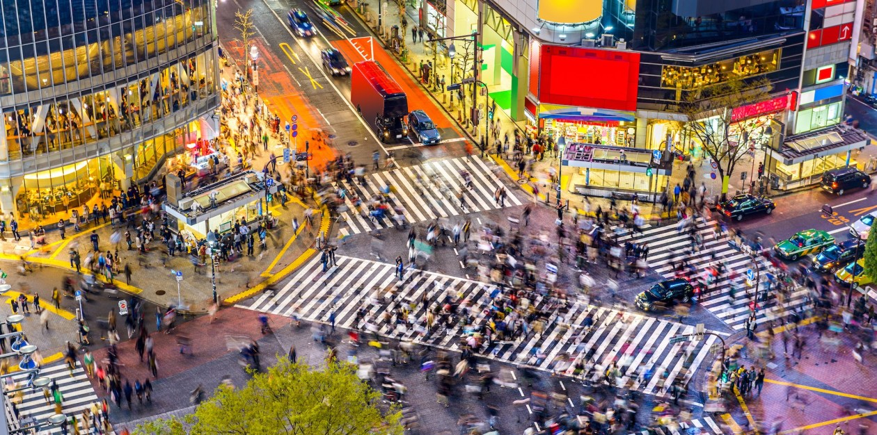 Canva - Shibuya Crossing in Tokyo v small