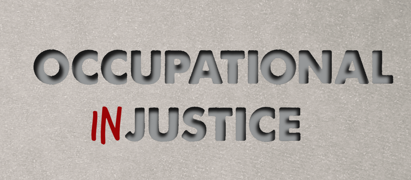 occupational injustice
