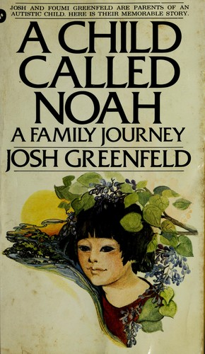 book cover of A Child Called Noah