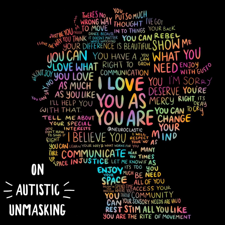 Autistic Unmasking