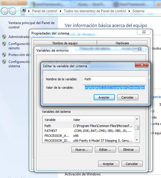 Instalar y Configurar Zend Framework con Netbeans 7.01 en Windows (5/6)