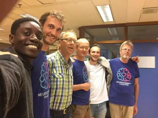 Neurodiversity Foundation developer team op devday 1