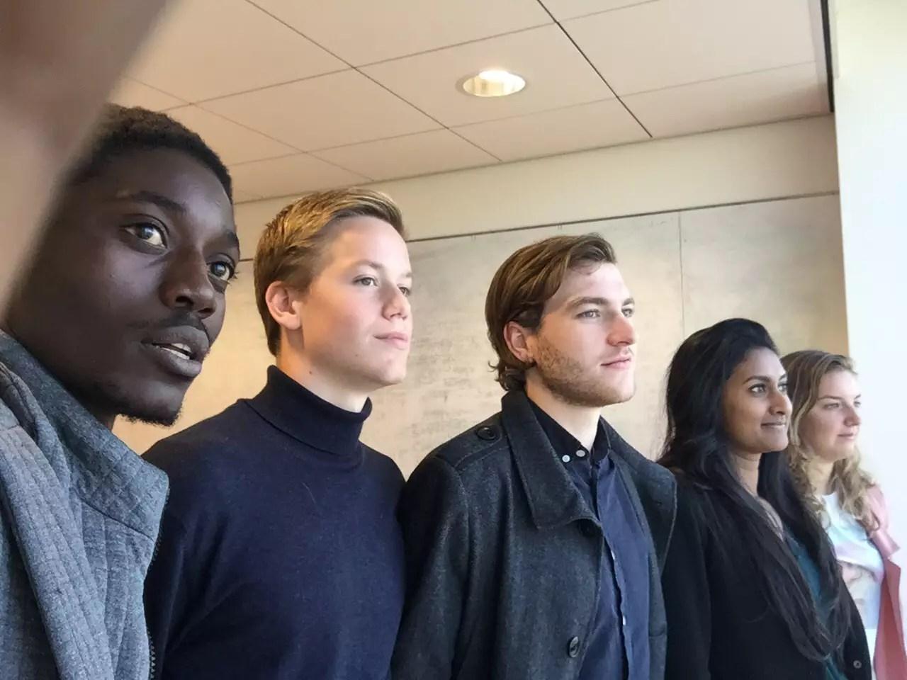 researchers Distribution team