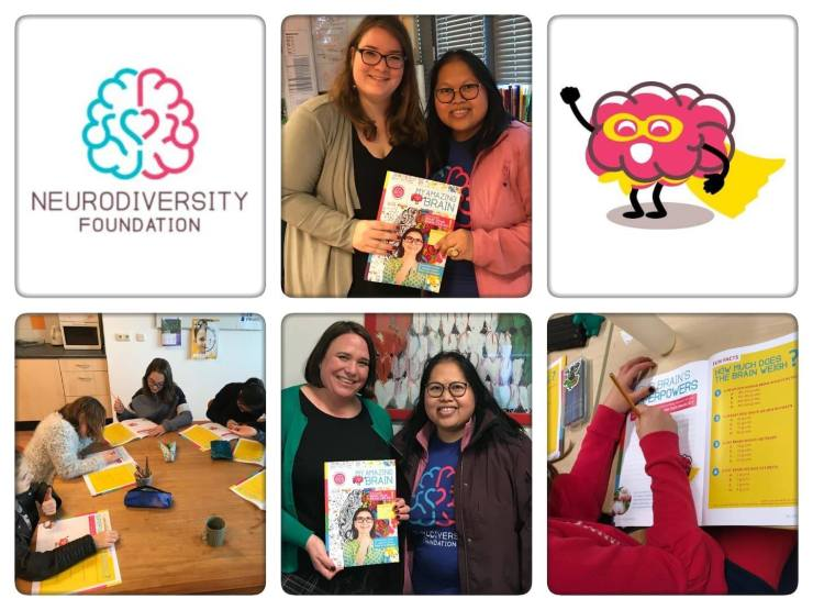 My Amazing Brain Magazine for neurodiverse schools